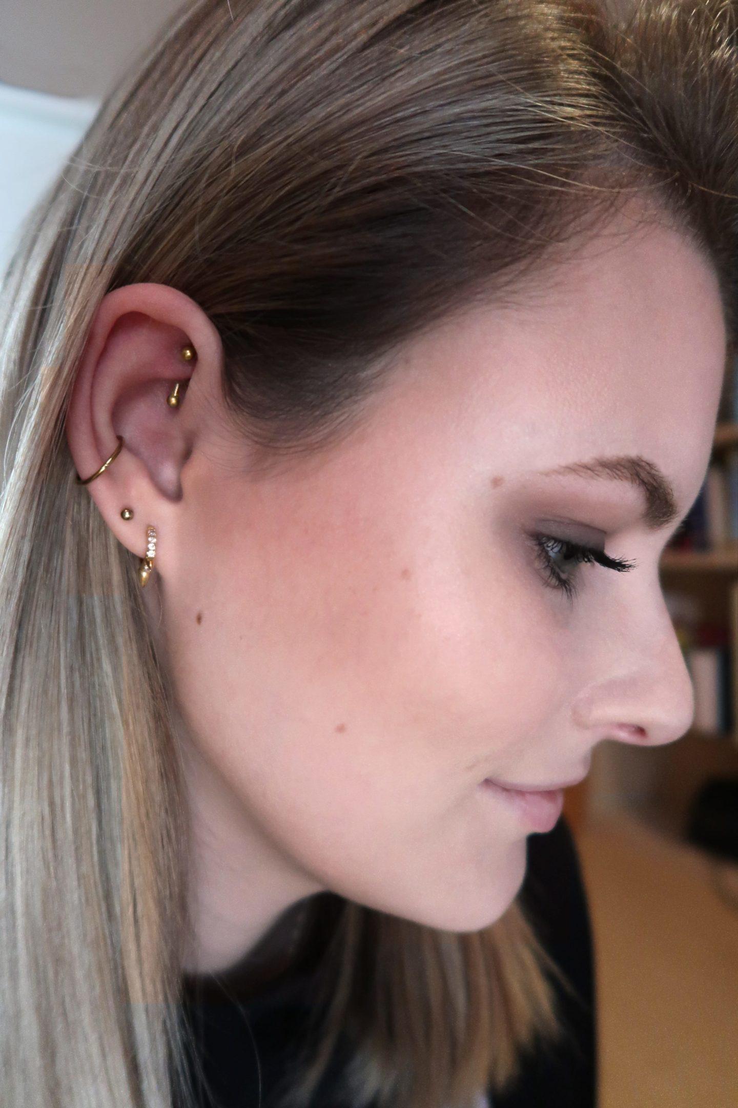 Piercings, Gesicht, Ohr