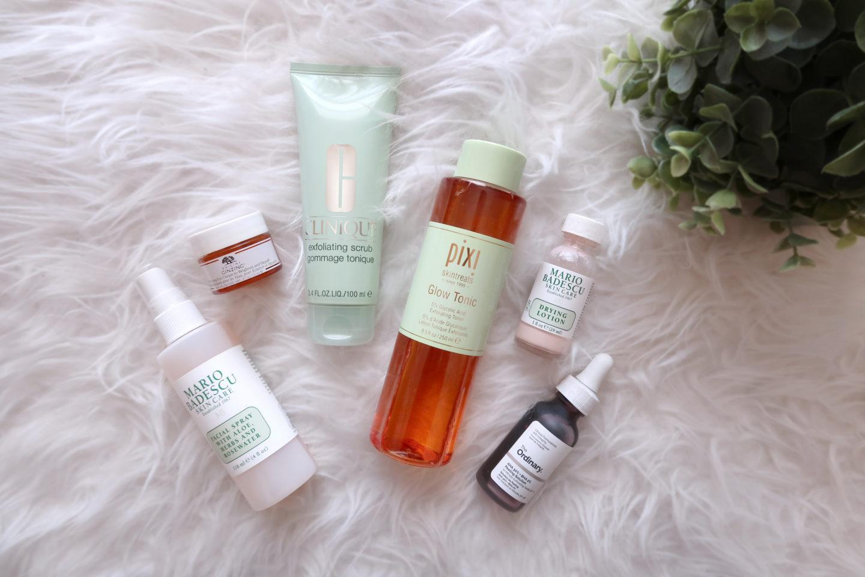 Meine aktuellen Skin Care Favoriten