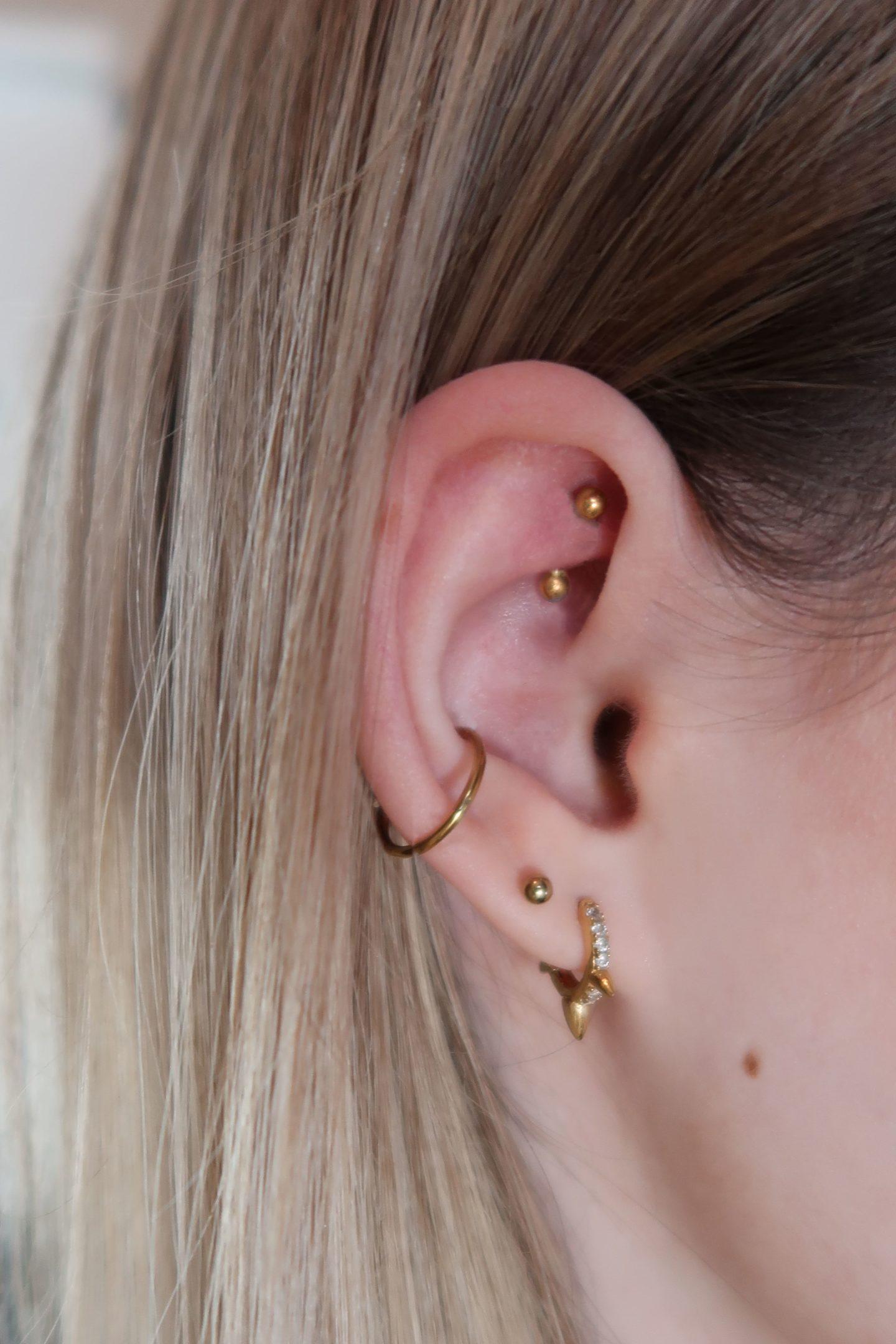 Meine Piercings am Ohr – Erfahrungen und Schmerzen
