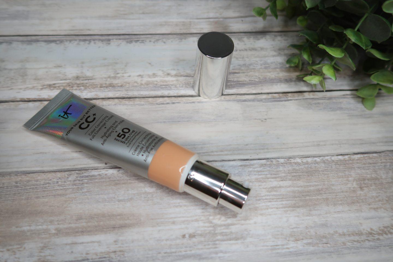 CC+ Foundation, it cosmetics