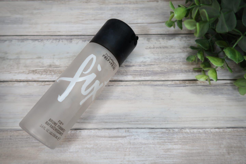 Fix+ Spray, MAC cosmetics