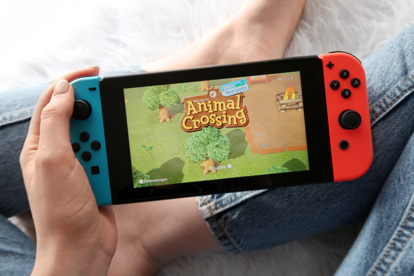 Animal Crossing, Nintendo Switch