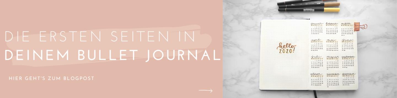 Bullet Journal, Notizbuch, Selbstreflektion