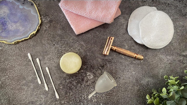 Produkte für weniger Plastik im Badezimmer