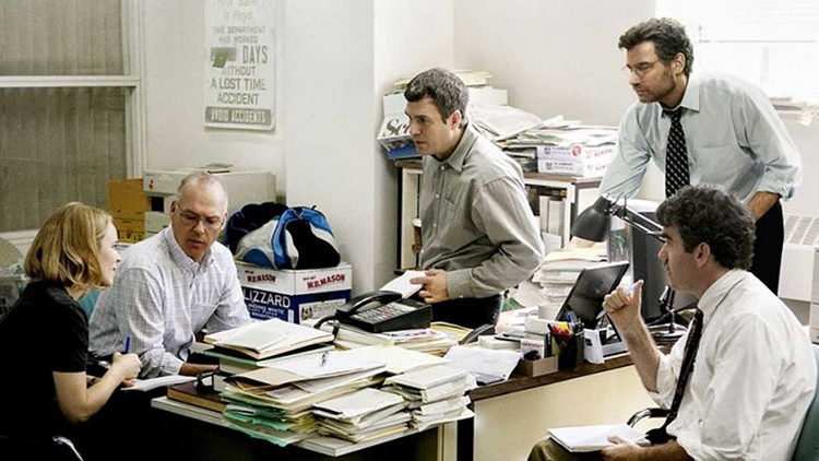 Spotlight, Journalisten, Oscar