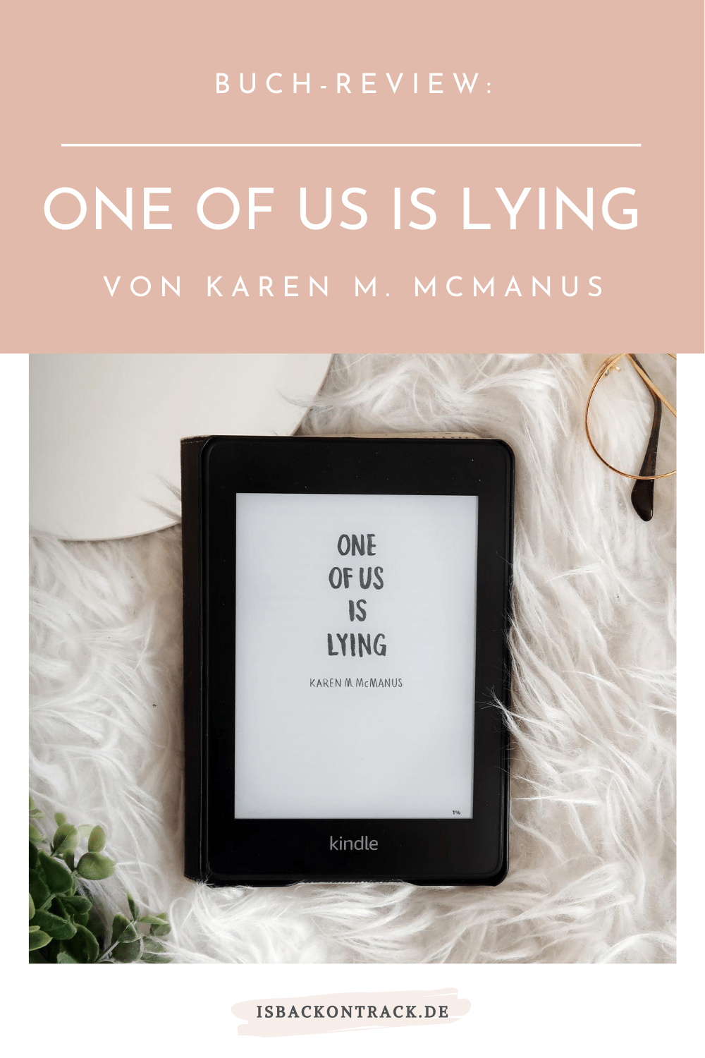 Buch Review: One of us is lying