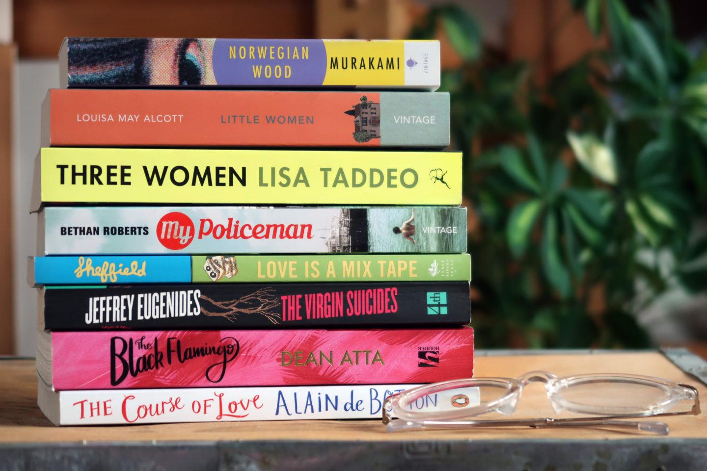 Leseliste: Meine Bücher für 2021