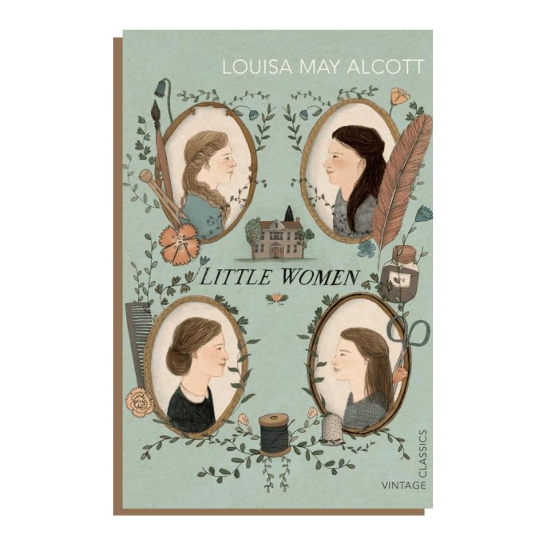 Buch Cover: Little Women - Louisa May Alcott