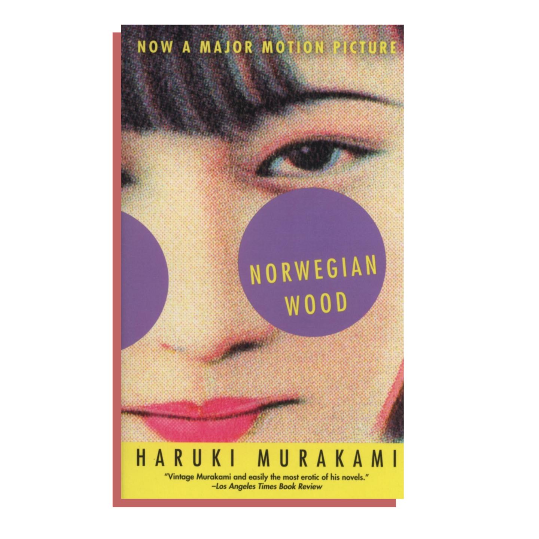 Buch Cover: Norwegian Wood - Haruki Murakami