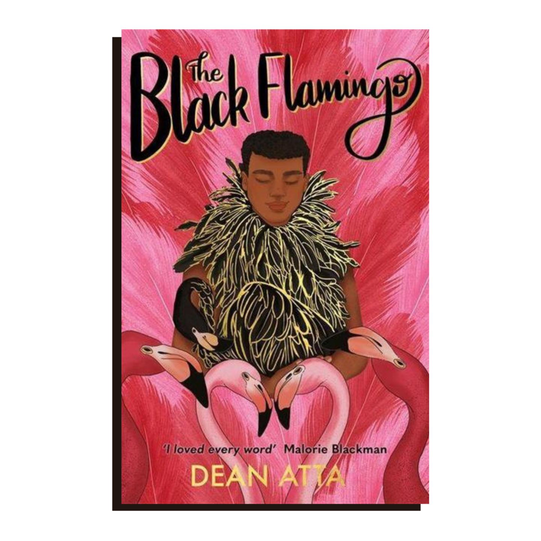 Buch Cover: The black Flamingo - Dean Atta