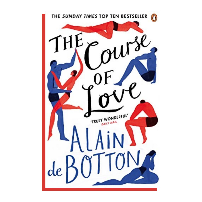 Buch Cover: The Course of Love - Alain de Botton