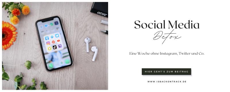 Selbstexperiment: Social Media Detox